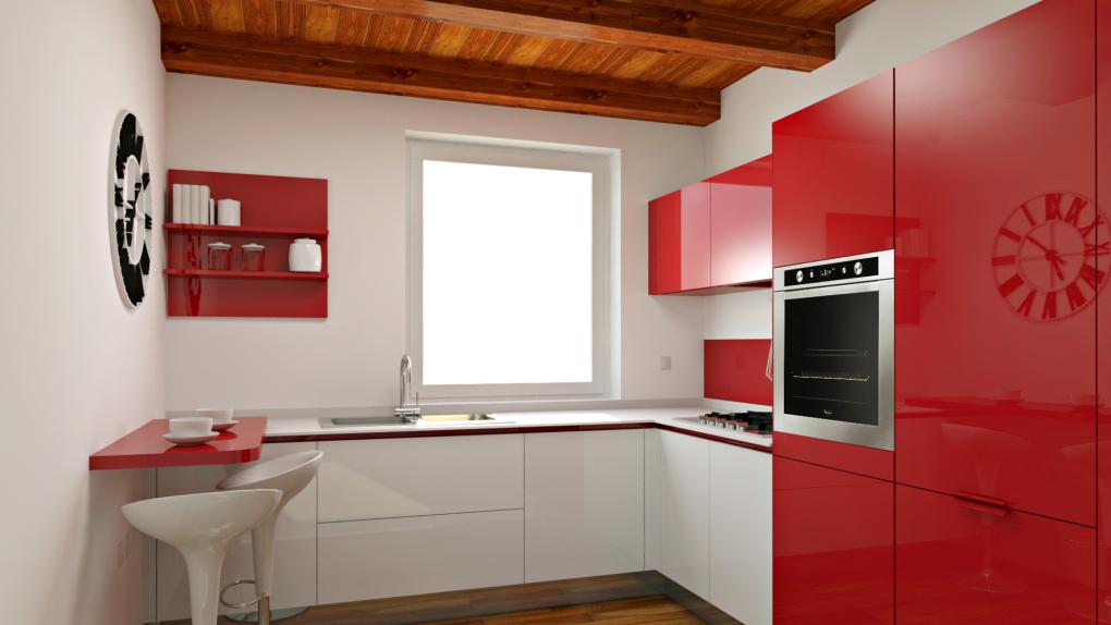 Piccola Cucina Angolare. Mobile Angolo Cucina Ikea Duylinh For ...